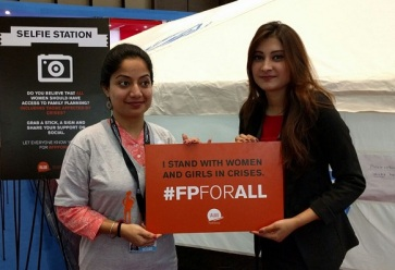 Priya and Shambhavi icfp